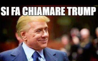 Raccolta immagini whatsapp elezioni Usa Trump e Clinton